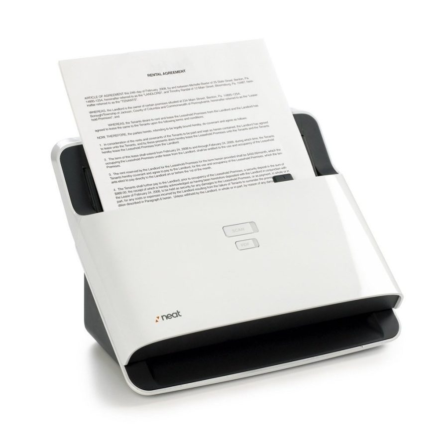 comment faire pour scanner un document