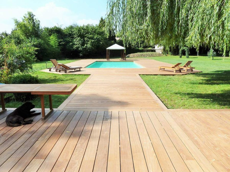 Comment r aliser une terrasse en bois - Comment realiser une terrasse en bois ...