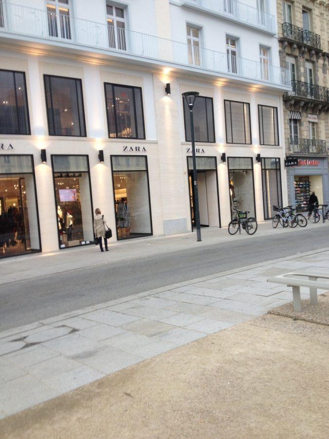 Zara Rennes